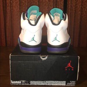 Air Jordan 5 Retro Grapes (2013)